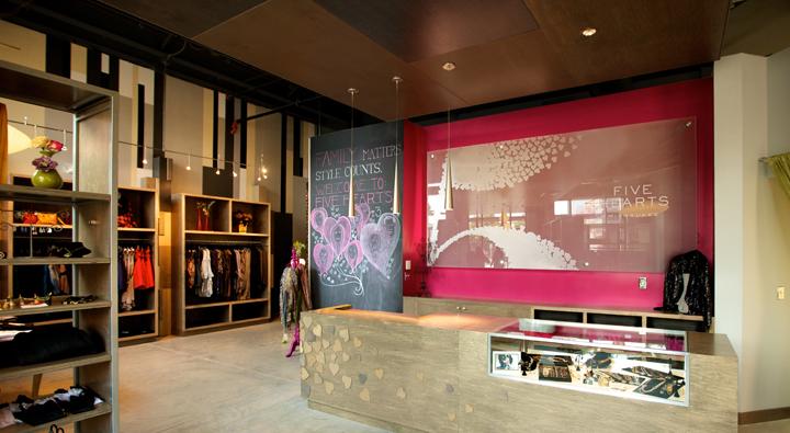 Lp w design studios cross discipline integrated branding firm in milwaukee for Milwaukee interior design firms
